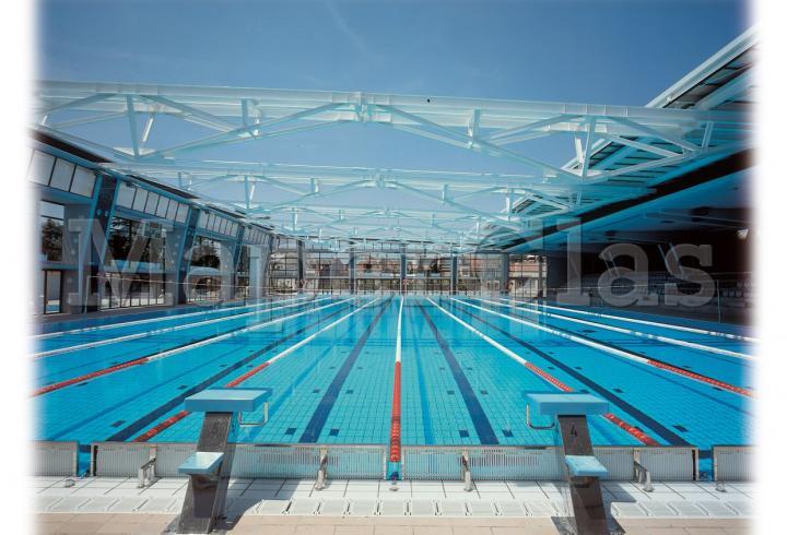1998 piscina club nataci terrassa barcelona - Arquitectos terrassa ...