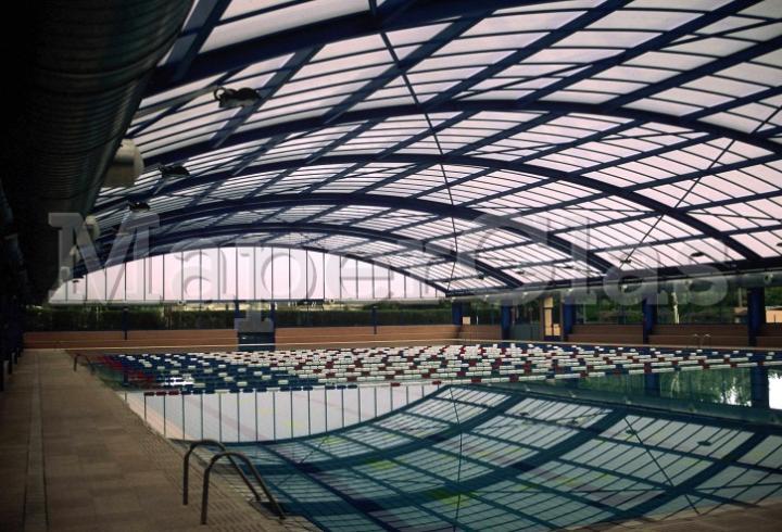 2000 piscina municipal garrido en salamanca www for Piscinas cubiertas salamanca