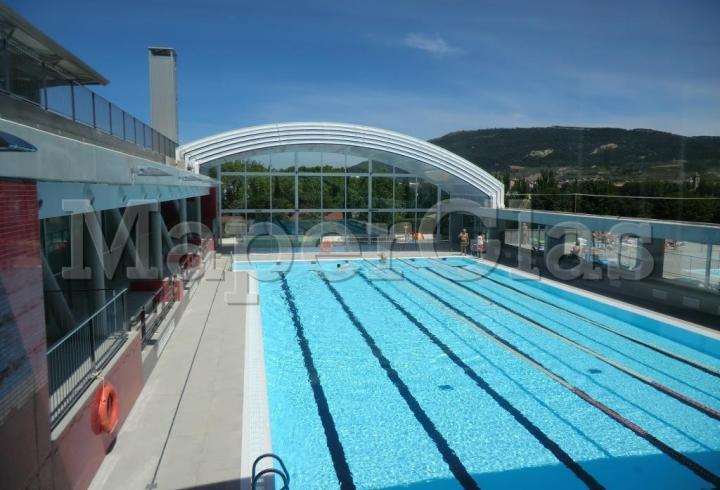 2011 piscina s c d r anaitasuna en pamplona navarra
